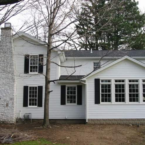 1800s Farmhouse Addition and Renovation
