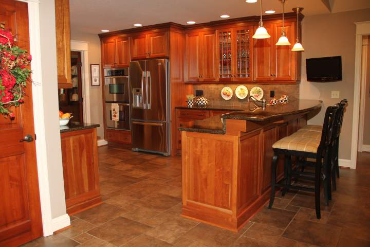 Historical Traditional Kitchen