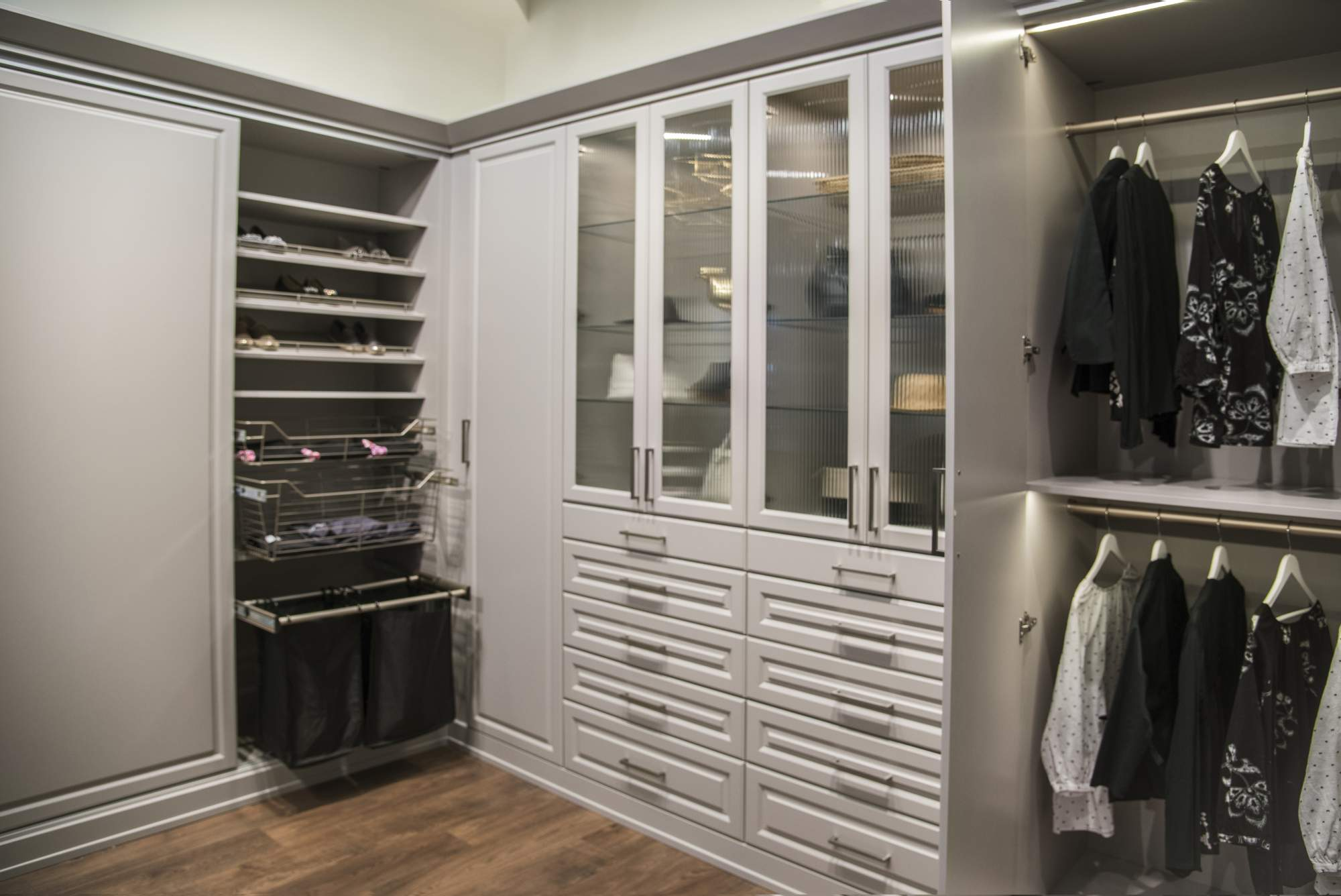 Walk In Closets Gt Custom Closets Gt Projects Gt Repp