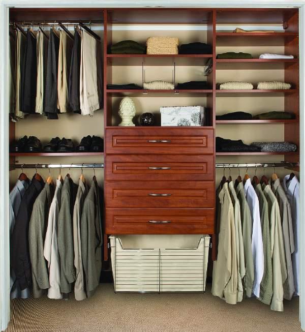 Reach-In Closets & Reach-In Closets \u003e Custom Closets \u003e Projects \u003e Repp Renovations ...