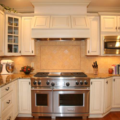 Kitchen Cabinets Buffalo Ny: Historical Traditional Gourmet Kitchen > Kitchens