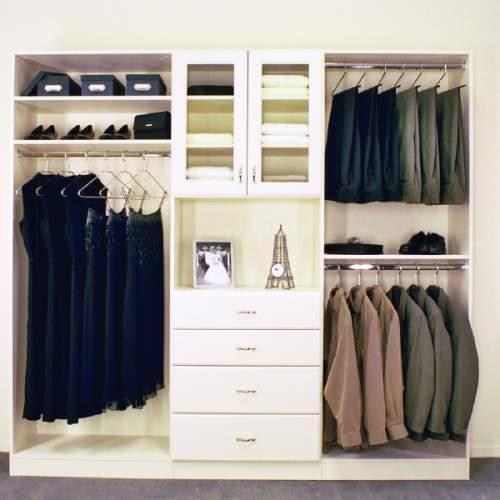 Gentil Reach In Closets