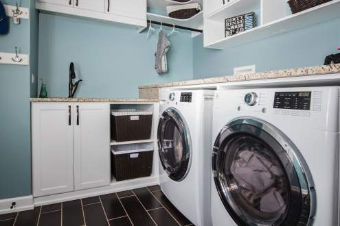 Laundry Rooms & Mudrooms